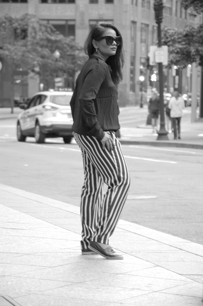 Love Playing Dressup_Striped Trousers 1