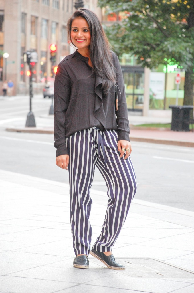 Love Playing Dressup_Striped Trousers 2