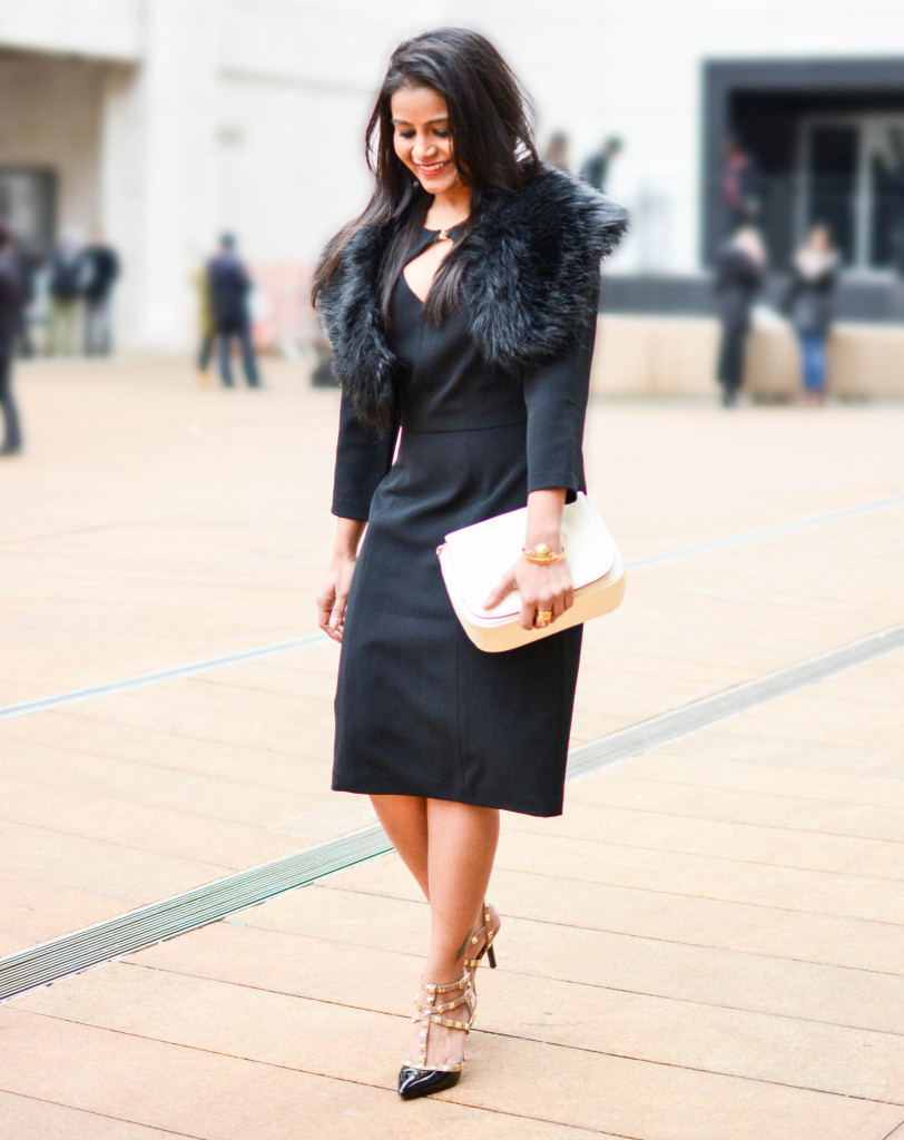 LovePlayingDressup-AdriannaPappell-LittleBlackDress-NehaGandhi-Blogger-NYFW-1
