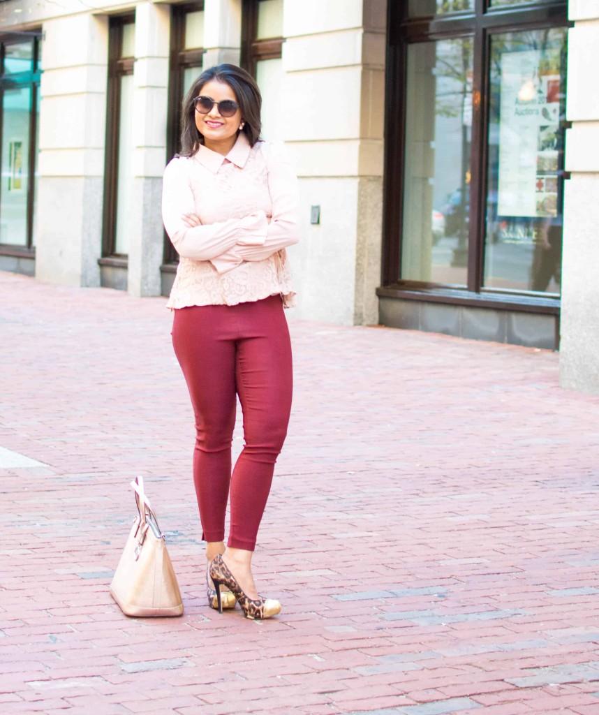Blush-burgundy-ootd-shein-lacetop-f21pants-petite-nehagandhi-loveplayingdressup-3