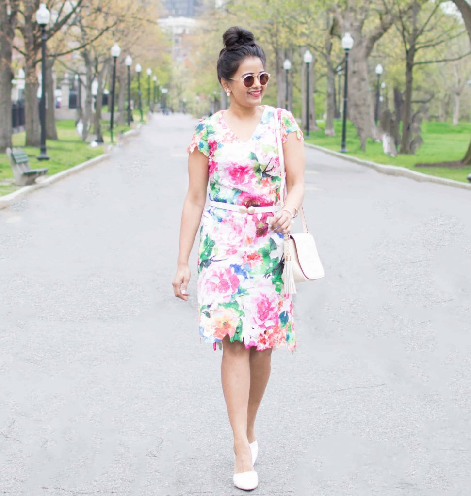 LovePlayingDressup-Neha-Gandhi-FloralDress-Boston-Spring-OOTD-Petite-Tulips-12