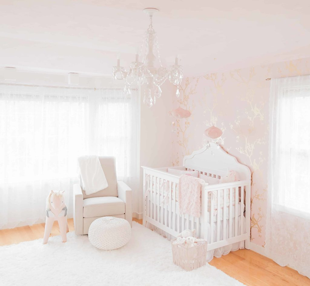 Zoe S Nursery Reveal An Amazing Giveaway Love Playing