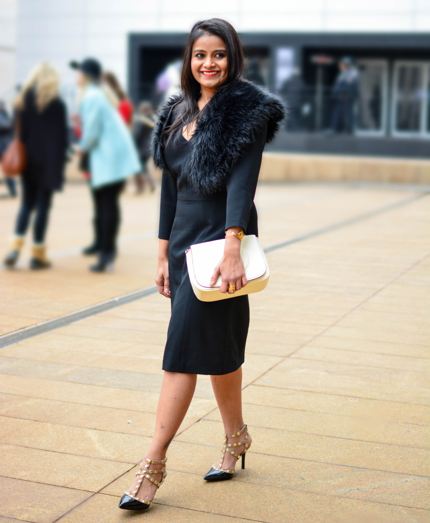 LovePlayingDressup-AdriannaPappell-LittleBlackDress-NehaGandhi-Blogger-NYFW-3