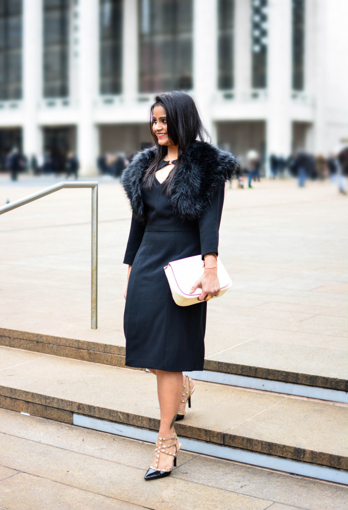 LovePlayingDressup-AdriannaPappell-LittleBlackDress-NehaGandhi-Blogger-NYFW-4