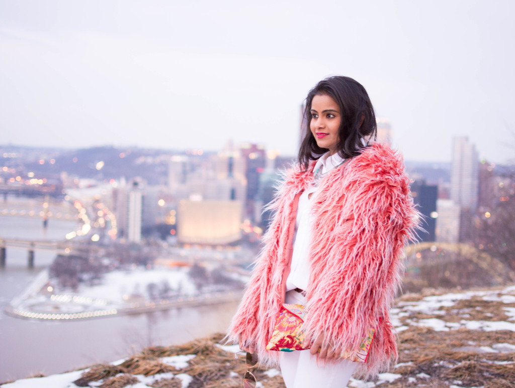 LovePlayingDressup_PetiteBlogger_NehaGandhi_ShaggyJacket_PhotoShoot_Boston_Blogger_IndianBlogger_Urbanoutfitters_Winterwhites-28