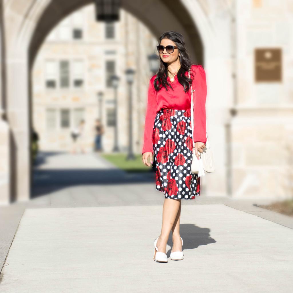 LovePlayingDressup_NehaGandhi_red_floral_skirt-1