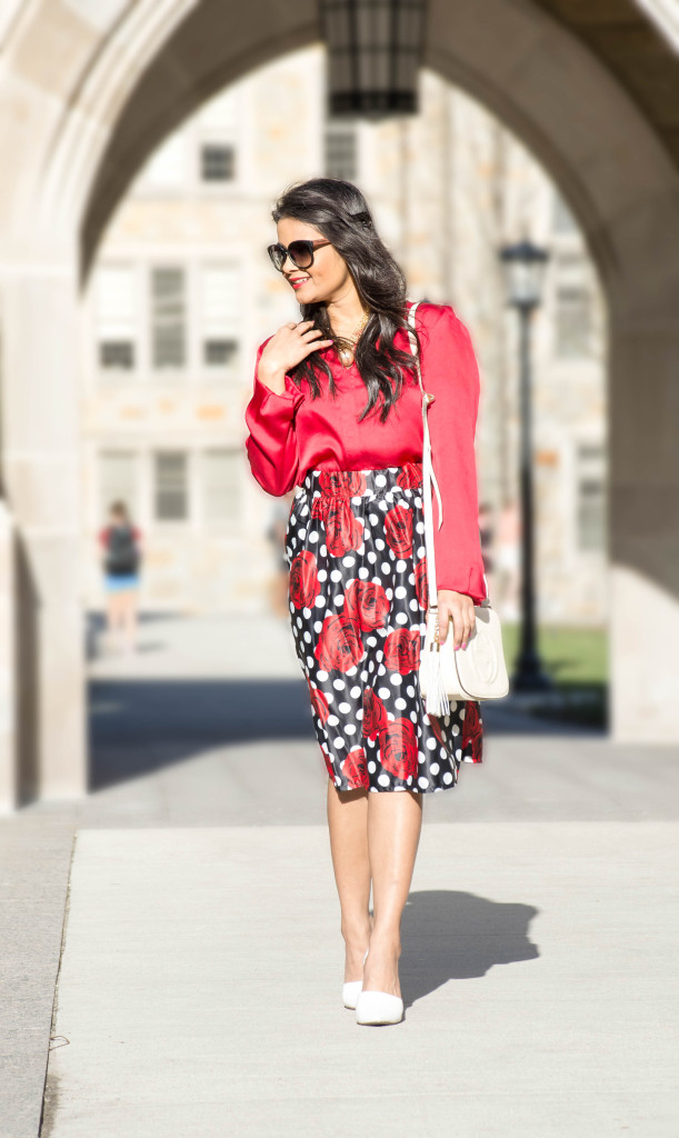 LovePlayingDressup_NehaGandhi_red_floral_skirt-1-2