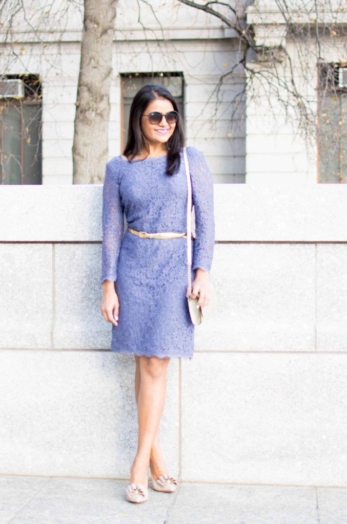 LovePlayingDressup-AdriannaPapell-Lace-PetiteBlogger-OOTD-HolidayDress-OfficeParty1