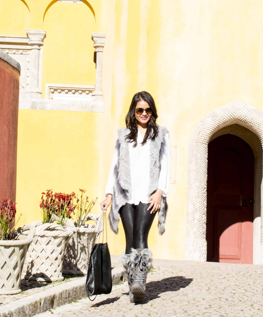 love-playing-dressup-Sintra-Portugal-Travelogue-WilsonLeather-neha-gandhi-Blogger-FurVest-TravelStyle-MukLuks-OOTD4