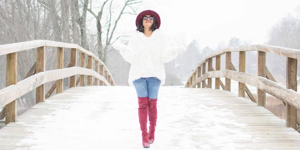 LovePlayingDressup-freepeople-FuzzyCoat-Snow-Photoshoot-Boston-OOTD-OTKboots-fedora.7