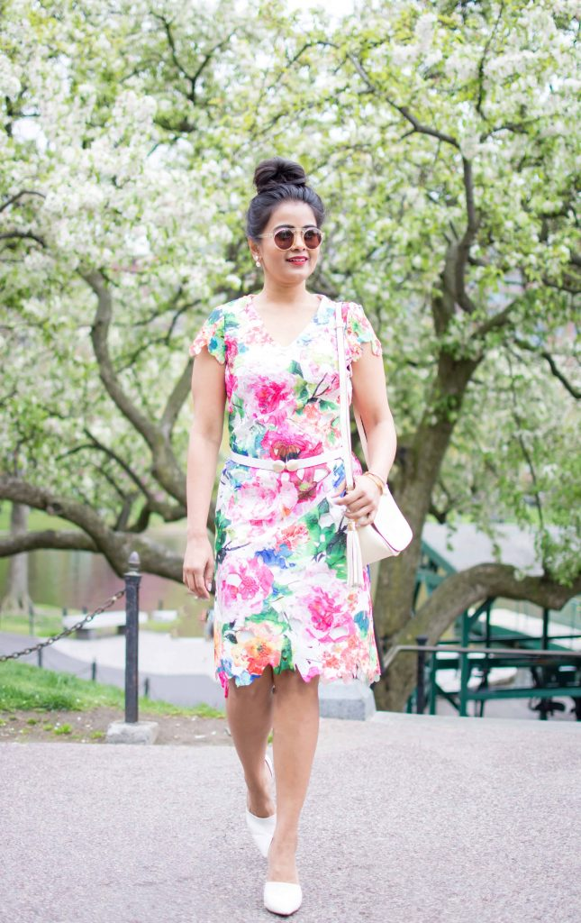 LovePlayingDressup-Neha-Gandhi-FloralDress-Boston-Spring-OOTD-Petite-Tulips-6
